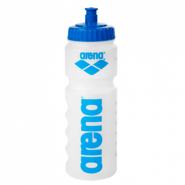 Buy Arena Water Bottle - Clear / Blue