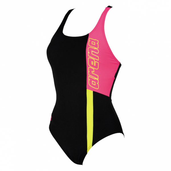 Shop Arena Ipanema One Piece Swimsuit - Black