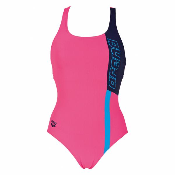 Shop Arena Ipanema One Piece Swimsuit - Pink