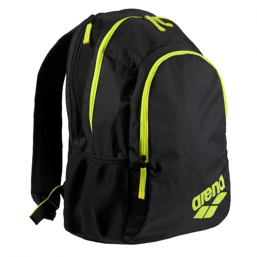 Buy Arena Spiky 2 Backpack - Black / Fluo Yellow
