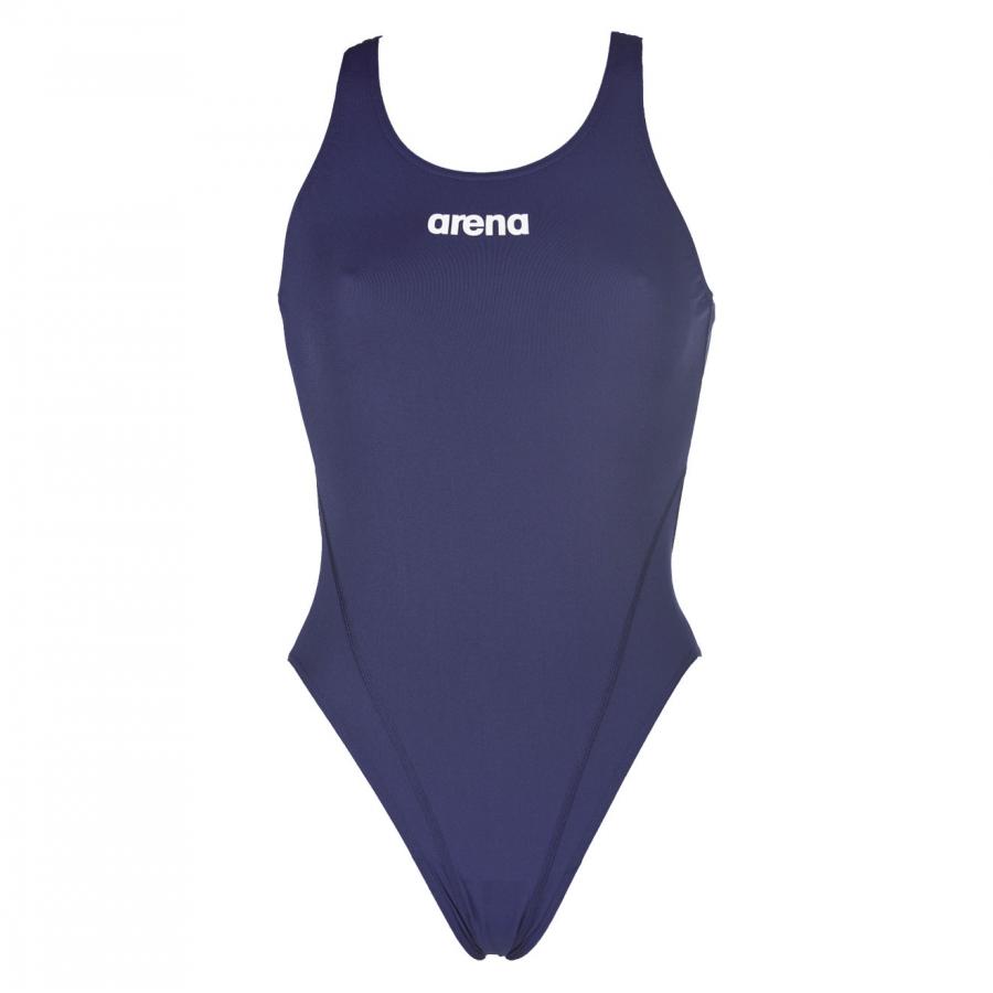blaue swimming costume