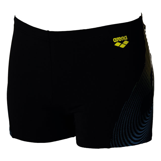 Espiral Arena Swim Shorts - Black