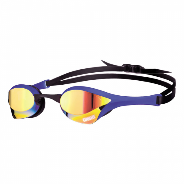 Blue Arena Cobra Ultra Mirror Racing Goggles