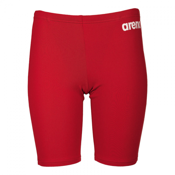 Arena Youth Solid Jammers - Red