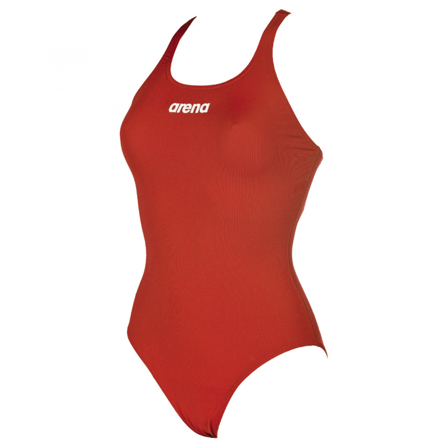 Arena red swimming costume