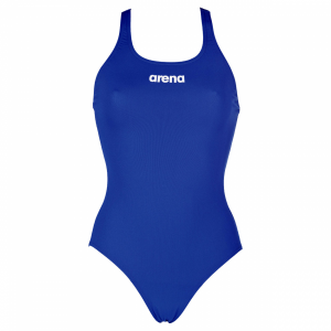 Arena 'Solid Pro' Royal Blue Medium Leg Swimsuit