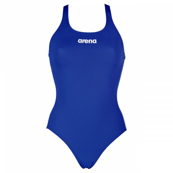 Arena 'Solid Pro' Royal Blue Medium Leg Swimsuit