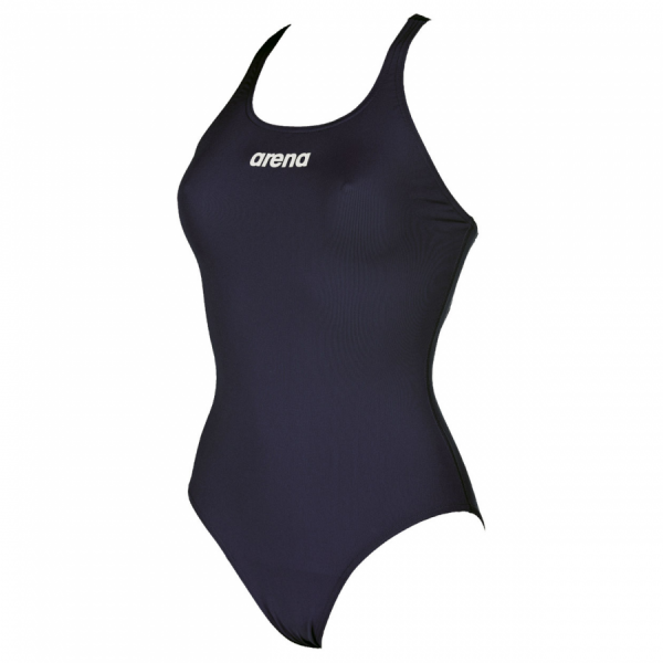 Arena 'Solid Pro' Navy BLue Medium Leg Swimsuit