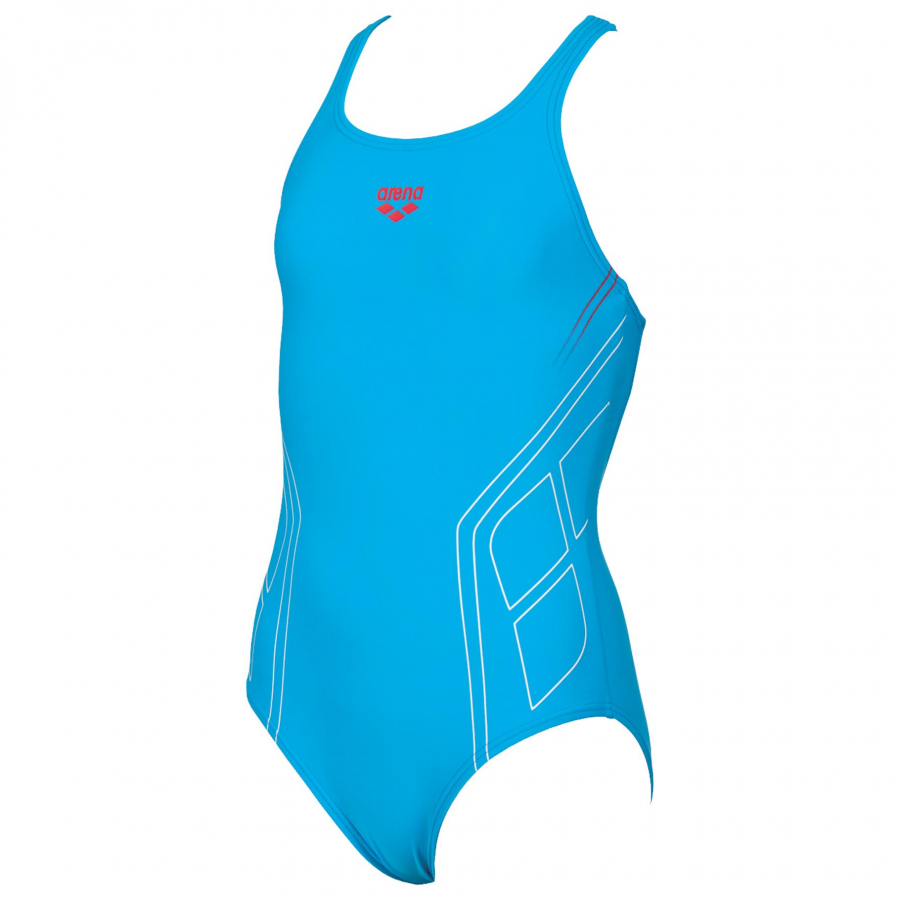 Arena Caraiva Blue Junior Swimsuit