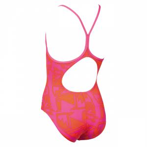 Arena Fenrir Girls Swimsuit - Pink