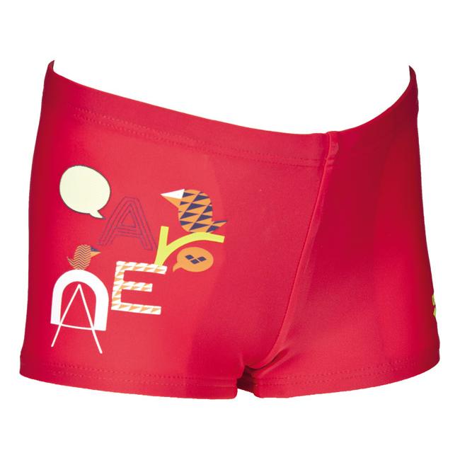Arena Hansel Toddler Swim Shorts - Red