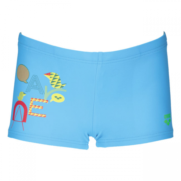 Arena Hansel Toddler Swim Shorts - Blue
