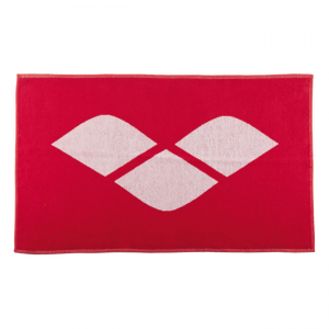 Arena Hiccup Towel - Red