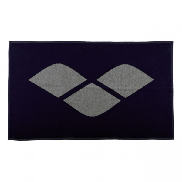 Arena Hiccup Towel - Navy Blue