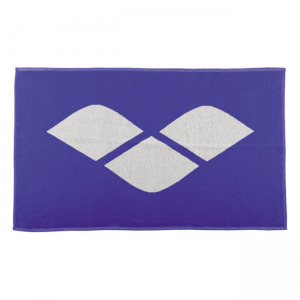Arena Hiccup Towel - Royal Blue