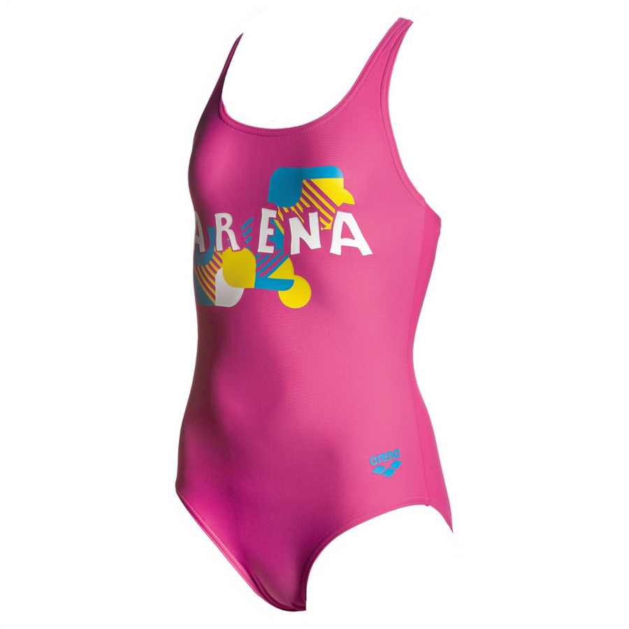 Arena Jesper Girls Swimming Costume