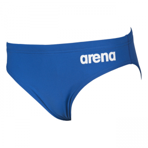 Arena Youth Solid Swim Brief - Royal Blue