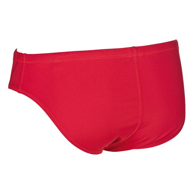 Arena Solid Swim Brief - Red