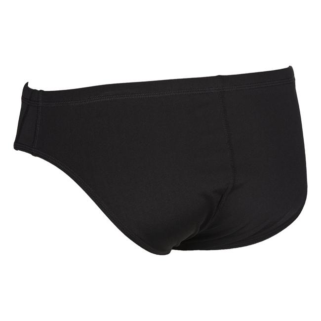 Arena Solid Swim Brief - Black