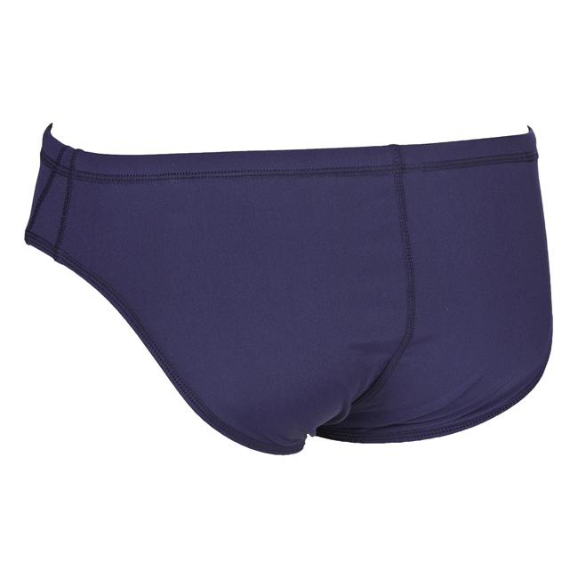 Arena Solid Swim Brief - Navy Blue