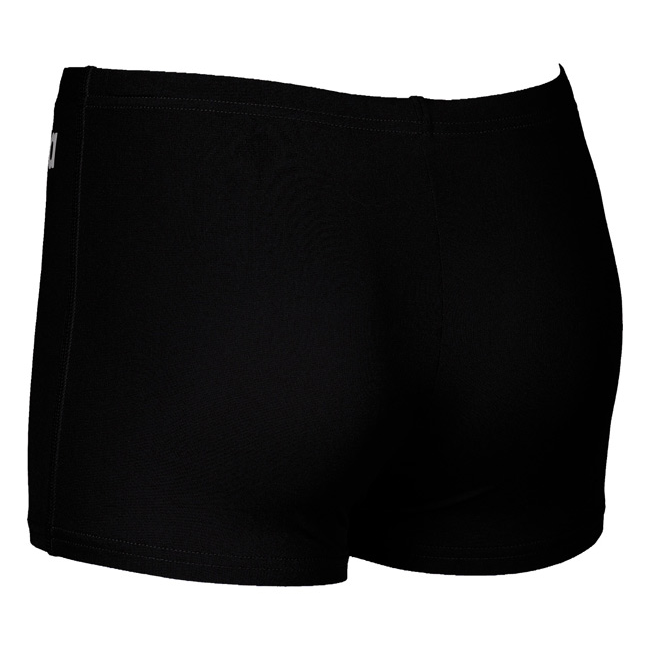 Arena Youth Solid Swim Shorts - Black