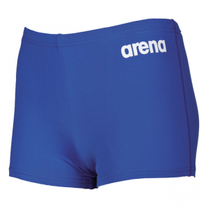 Arena Youth Solid Swim Shorts - Royal Blue