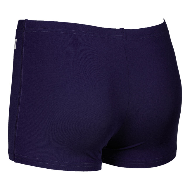 Arena Youth Solid Swim Shorts - Navy Blue