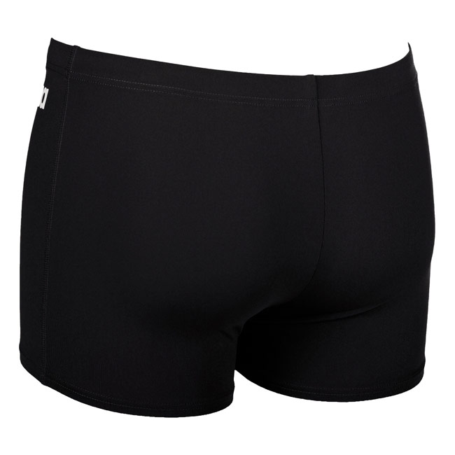 Arena Solid Swim Shorts - Black