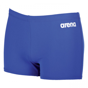 Arena Solid Swim Shorts - Royal Blue