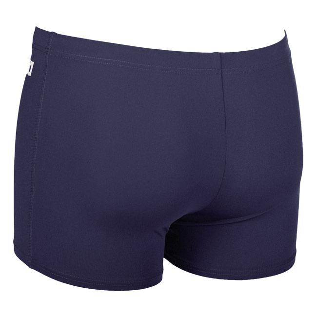 Arena Solid Swim Shorts - Navy Blue