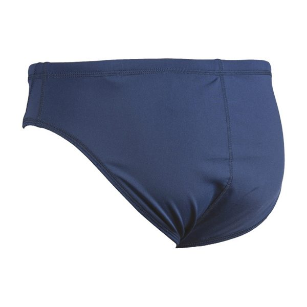 Arena Solid Water Polo Swim Trunks - Navy Blue