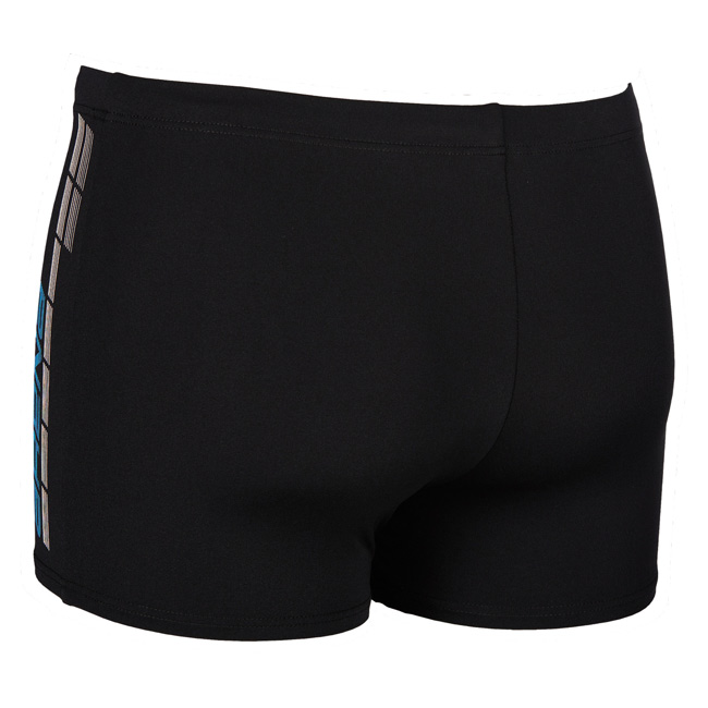 Arena Magnus Black / Blue Swim Shorts