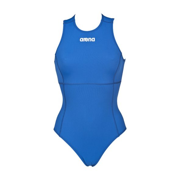 Arena Solid Royal Blue Water Polo Swimsuit