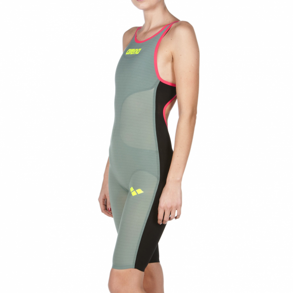 Green Arena Carbon Air Open Back Suit