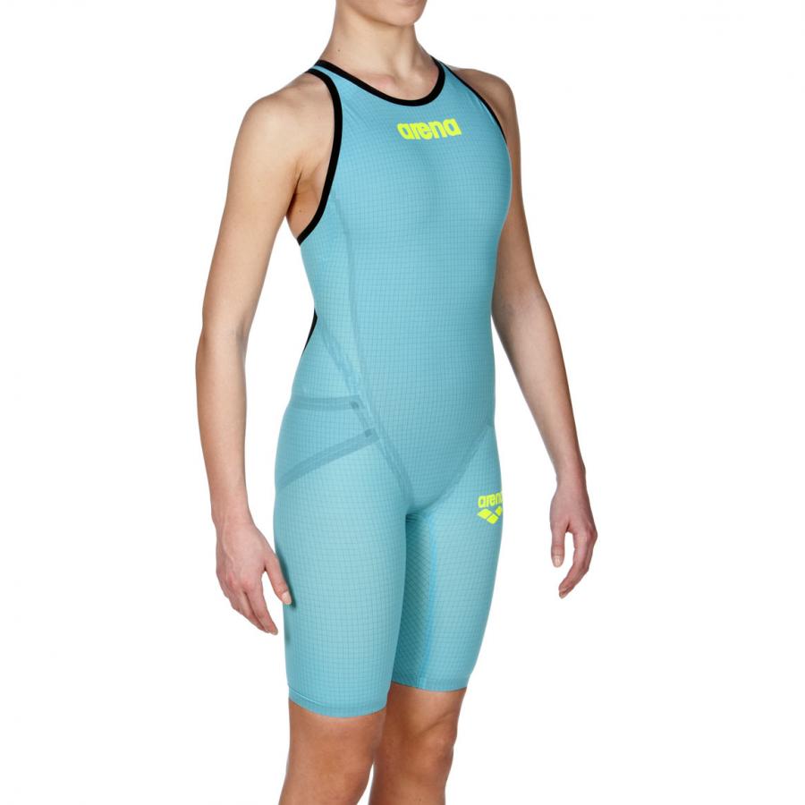 Arena Carbon Flex VX Turquoise
