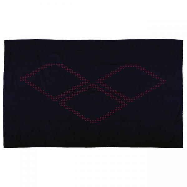 Arena Halo Microfibre Towel - Royal Blue