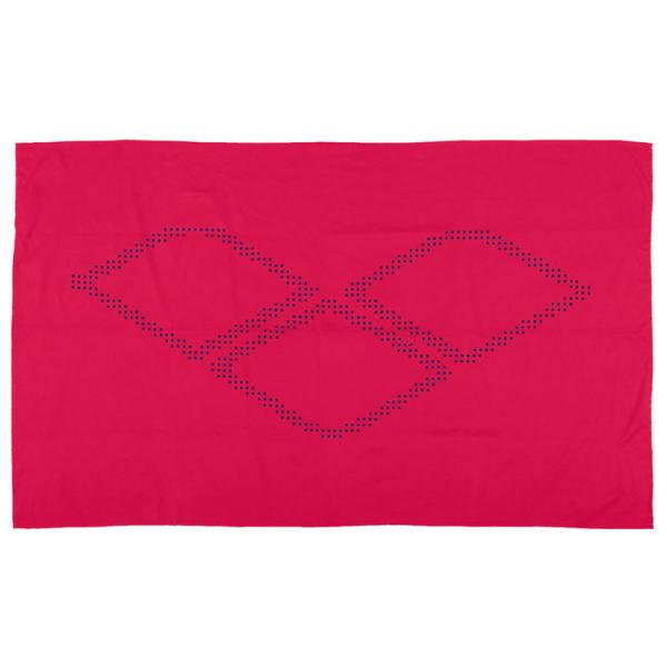 Arena Halo Microfibre Towel - Pink