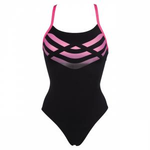 Ladies Landmark Black Swimsuit by Arena