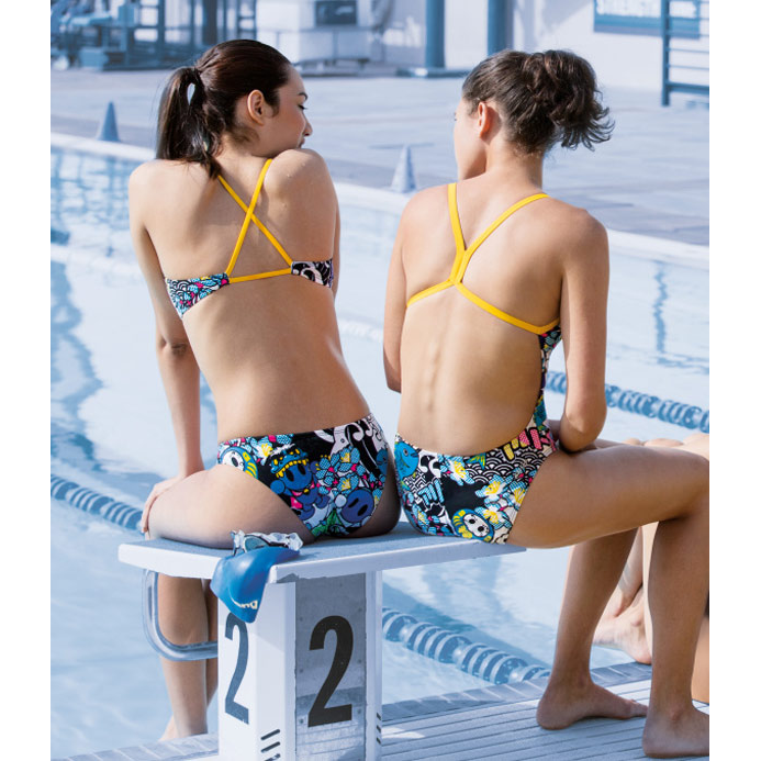 Ladies Manga Swimsuit by Arena