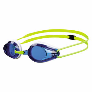 Fluo Yellow Arena Tracks JUNIOR Goggles
