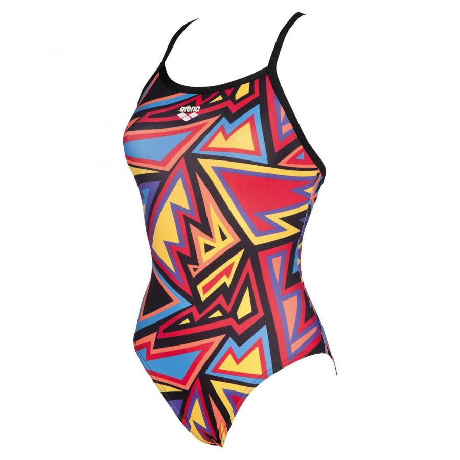 Ladies Lined Swimsuit - Tulum