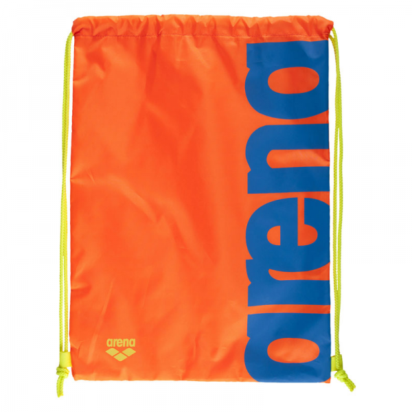 Arena Orange / Blue Fast Swim Bag
