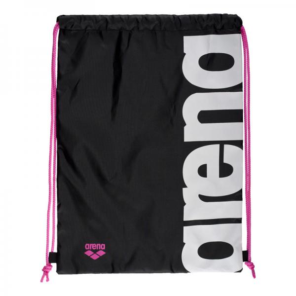 Arena Black / Pink Fast Swim Bag