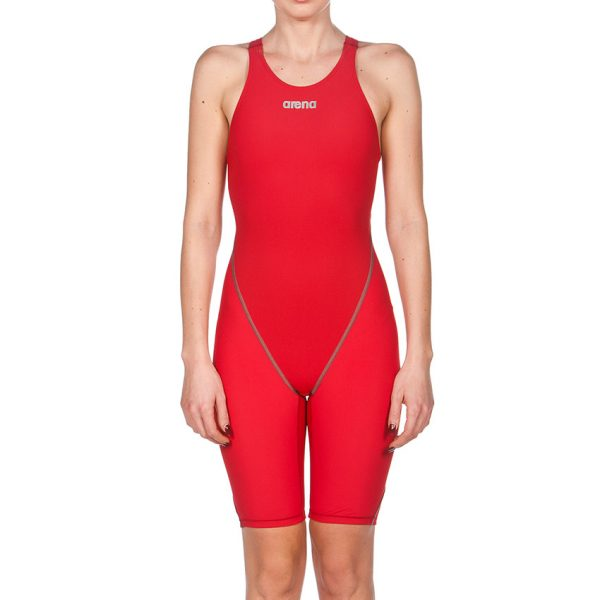 Arena ST 2.0 Short Leg Suit - RED
