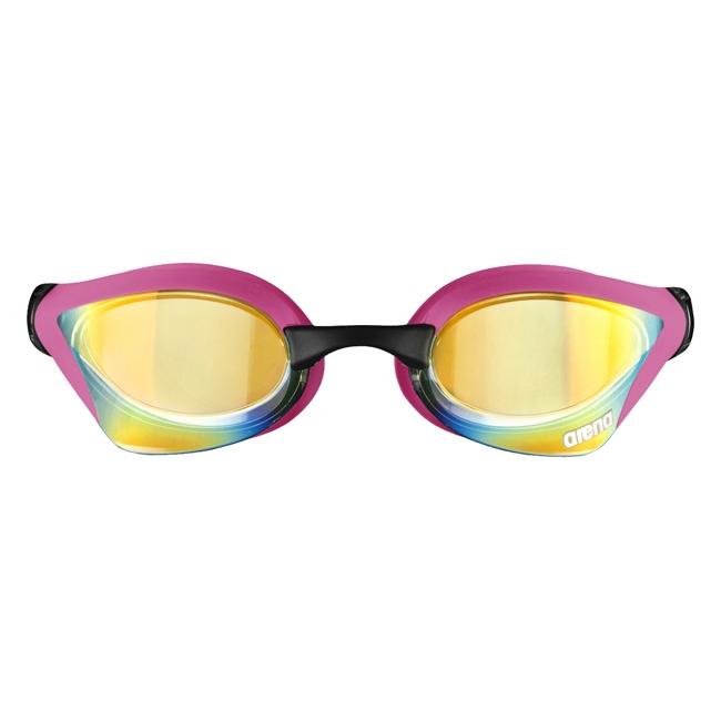 Arena Cobra Core Mirror Racing Goggles - Pink