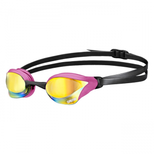 Arena Cobra Core Mirror Racing Goggles - Pink