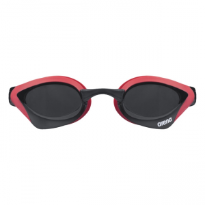 Arena Cobra Core Racing Goggles - Smoke / Red