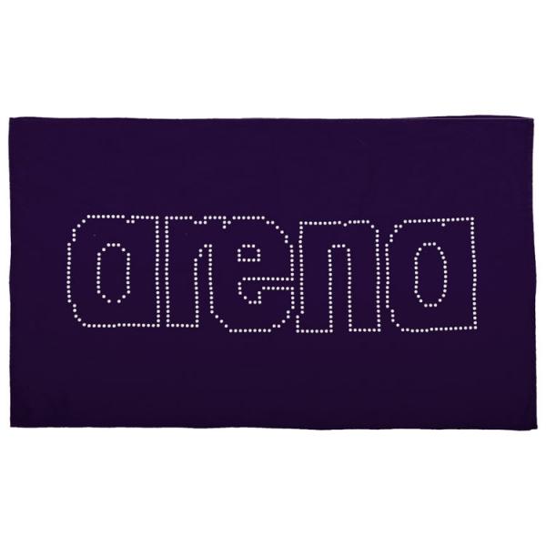 Arena Haiti Microfibre Towel - Navy Blue