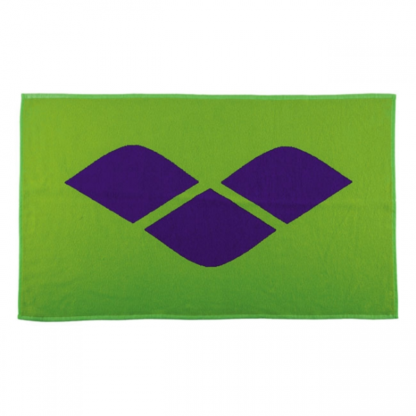 Arena Hiccup Towel - Leaf Green