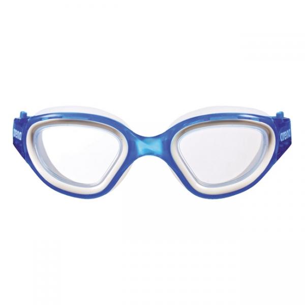 Arena Envision Triathlon Goggles - Blue / Clear